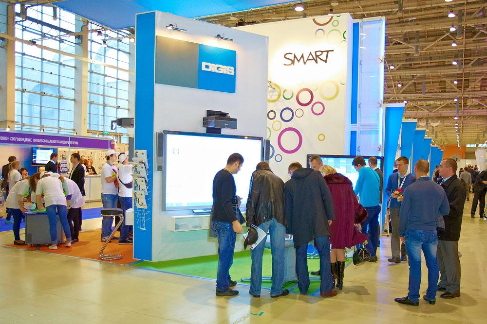 DIGIS на выставке Образование 3.0