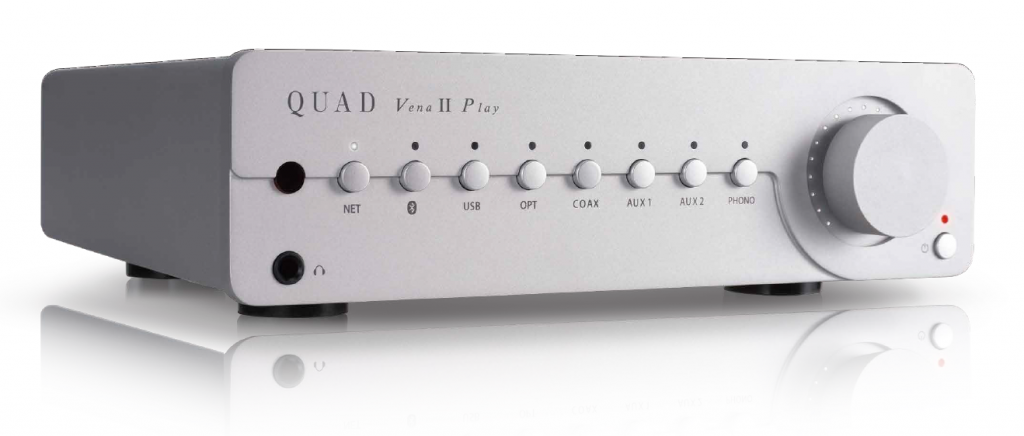Vena II Play от компании Quad