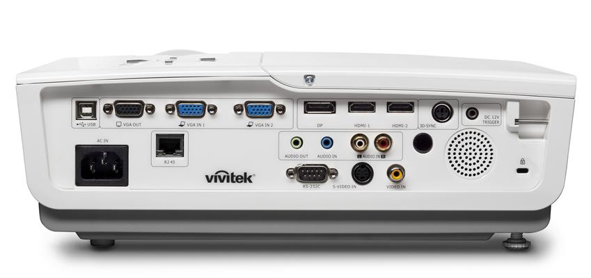 Мультимедийный Full HD проектор Vivitek DH976WT
