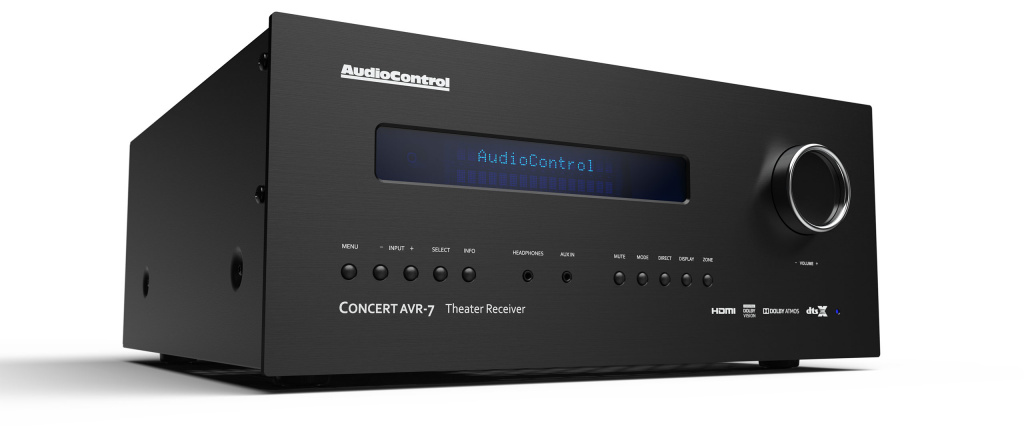 AudioControl AVR-7