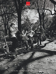 Акустическая панель DALI ACOUSTIC PANEL / The Tin Pan (Central Park) A1