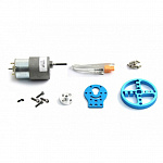 Ресурсный набор 37mm DC Motor Robot Pack-Blue